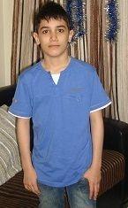 گل پسرم محمد جان