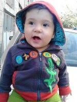 پسرم سید محمدسام