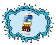 ثبت خاطرات کودک روی موبایل