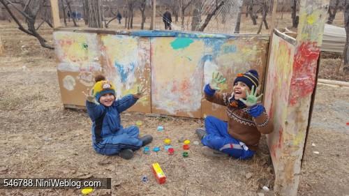 مزرعه آموزشی ازگل بهمن96