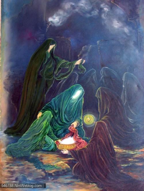 🏴ایام سوگواری سید و سالار شهیدان تسلیت باد .🏴