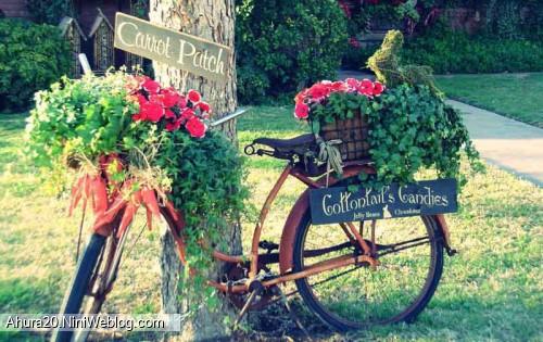 دوچرخه بدون چرخ کمکی!!!
