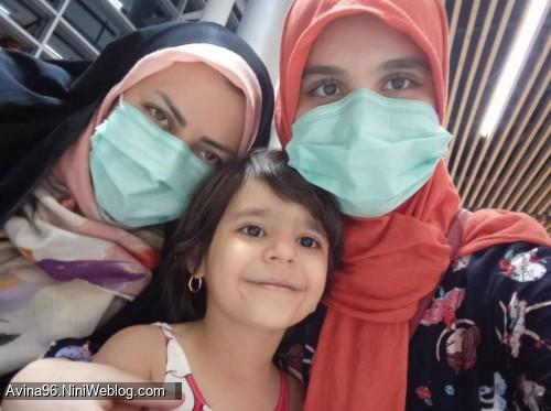 سفر به تهران + کرونا مامانی