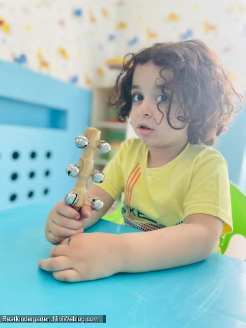 موسیقی و نظم کودک