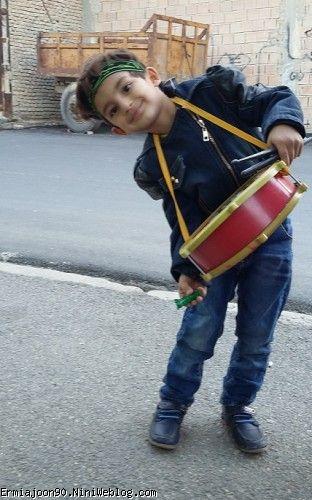 عکسهای کودکان محرم سری دوازدهم