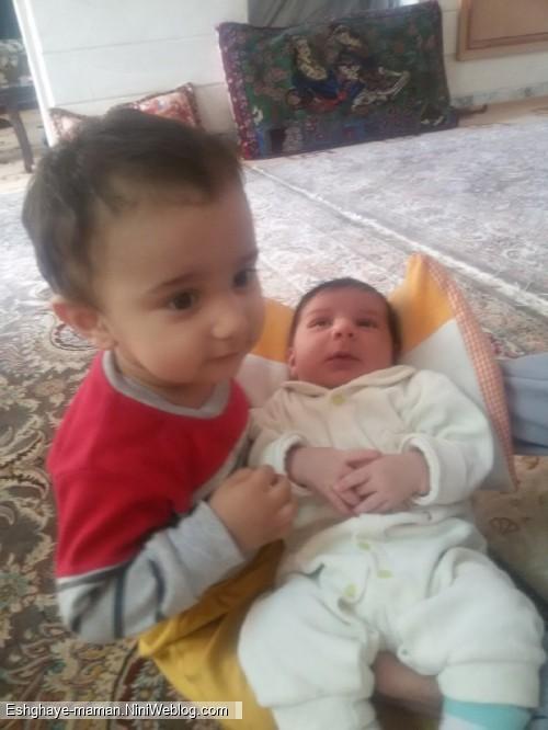 14 ماهگی محمد حسین