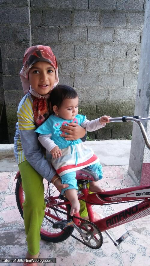 اولین دوچرخه سواری