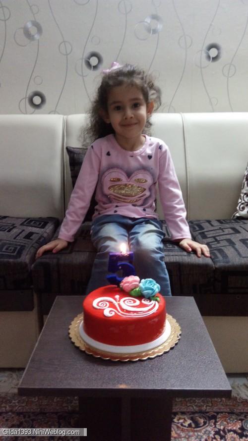 ماه نگار مهد14 +5 سالگی