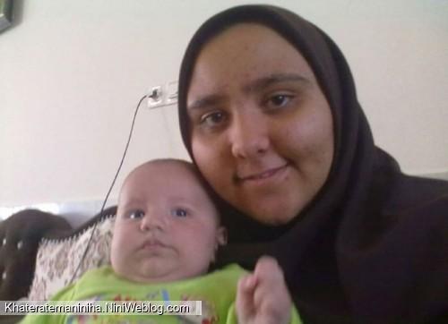 تولد امیرمهدی(نوه ی خاله نجمم)🎂🎁🎈