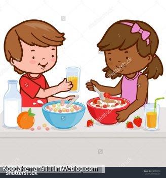 تاثیرات صبحانه بر عملکرد کودکان