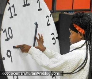 مامان ساعت چنده ؟!