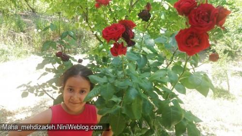 اسحاق آباد - مها خانوم گل