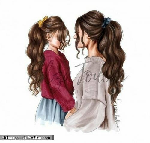 مادر،عشق زندگی