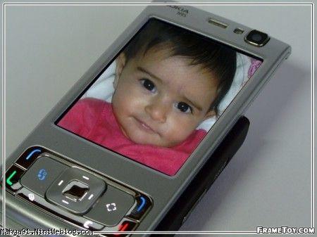 محیا در موبایل