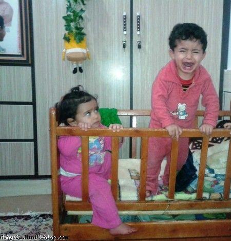 محیا و عباس