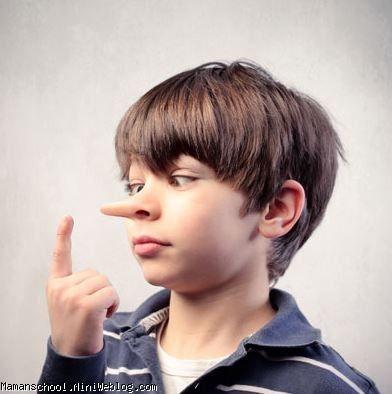 کودک و دروغ (گفتگو با مشاور)