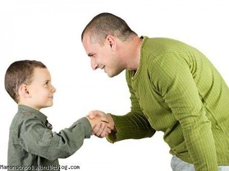 آموزش سلام کردن به کودک