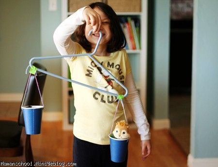 آموزش مفهوم وزن به وسیله بازی