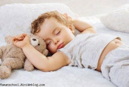 خواب ناآرام کودک