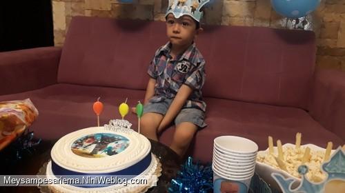تولد 3 سالگی میثم گلی