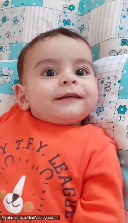 7 ماهگی گل پسرم