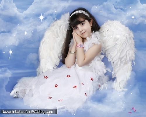 فرشته نازنینم بهار جون