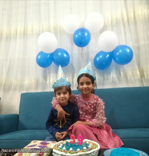 تولد 39 سالگی بابا محسن