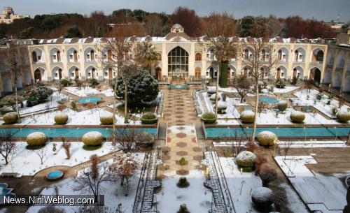 هزینه اقامت در هتلهای اصفهان چقدر است؟