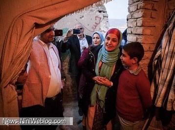 خاله نرگس در مناطق محروم تهران