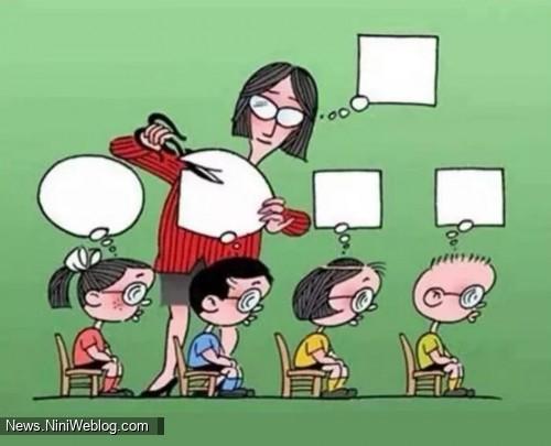 می خواهیم کودکان امروز، انسان های پرشور آینده باشند