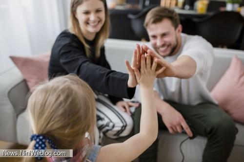 10 نکته برای اینکه والدینِ خوبی برای کودکمان باشیم