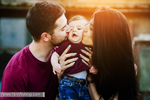 عاشق کودک باشیم و آن را در عمل به او نشان دهیم
