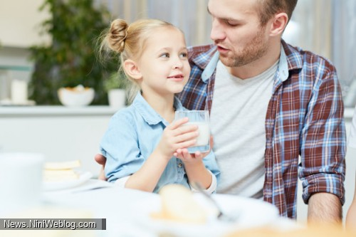 صحبت کردن با کودک و کمک به تکامل ذهن و فکرش