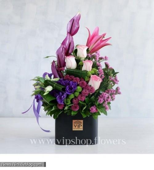باکس گل vipshop.flowers