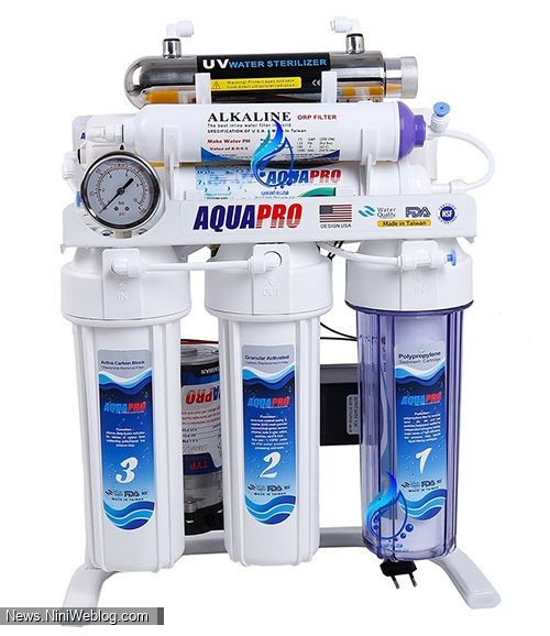 فواید خرید آب تصفیه کن برای سلامت خانواده
