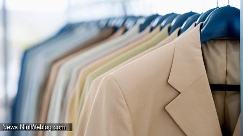 رنگ و بافت کت و شلوار را حفظ کنید!