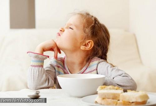 دلایل احتمالی بیاشتهایی و سوء تغذیه در کودکان