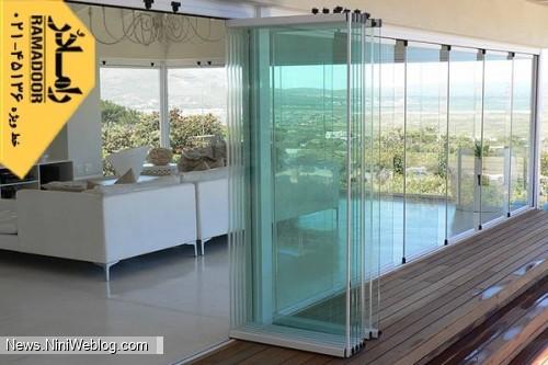 قیمت و هزینه مورد نیاز برای خرید و نصب شیشه بالکن در تراس منزل