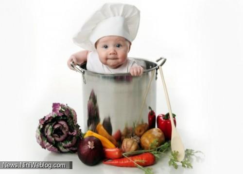 انواع غذاهای ساده و مقوی برای نوزاد کدامند؟