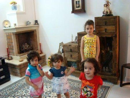 تصويرها مي گويند - نيروانا در لاهيجان خونه ي خاله رادك