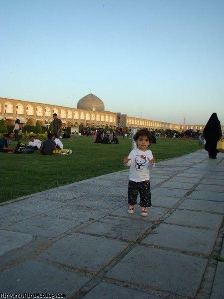 تصویرها می گویند - نیروانا در اصفهان