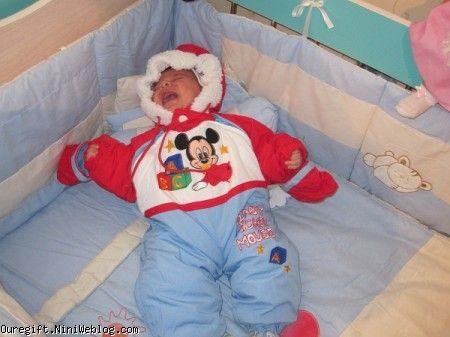 عکس لباس گرم کودک