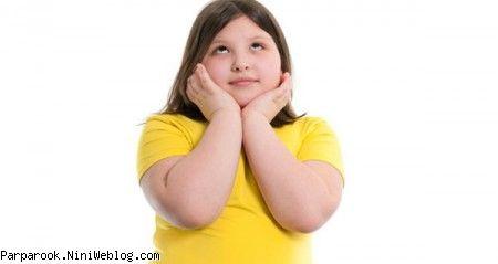 دختربچههای چاق، نازا می شوند؟