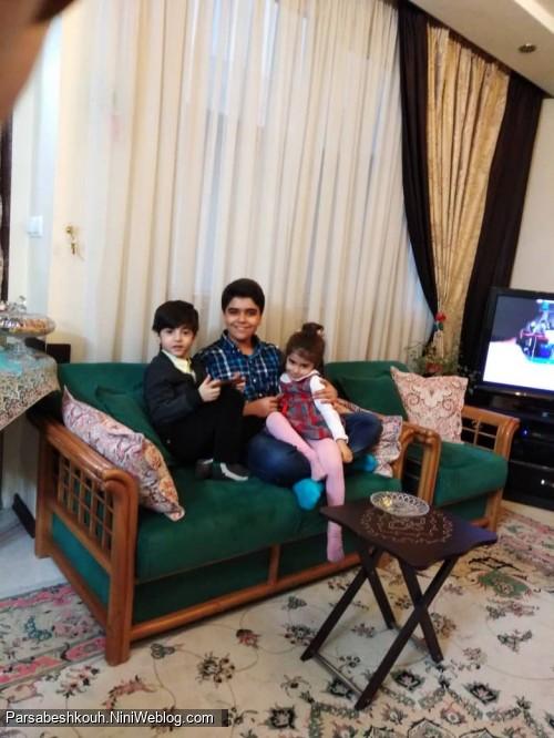 عید دیدنی در خانه آقای ناطق