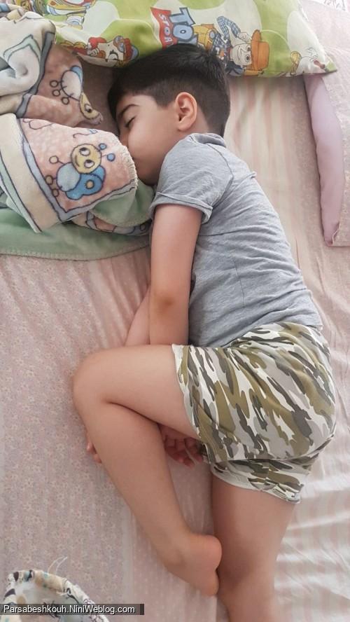 پارسا در خواب مرداد۹۹