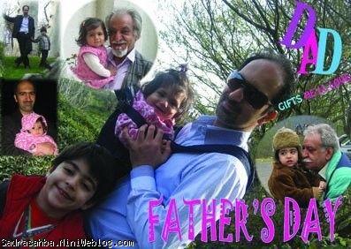 ❤❤¸.•*•☆ روز پدر  مبارک ❤❤¸.•*•☆