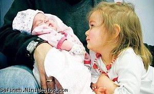 تجربیات مادرانه 4 (چگونه فرزند اول را عاشق فرزند دوم کنیم؟)