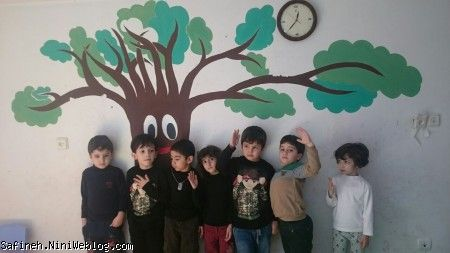 بانوی بی نشونه22(عزاداری فرشته های کوچک در خانه کودکی)