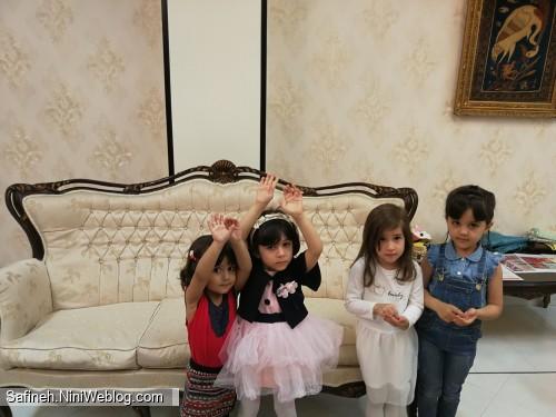 مهمون کوچولوی خدا ۶۴ (جشنی برای روزه اولی ها)