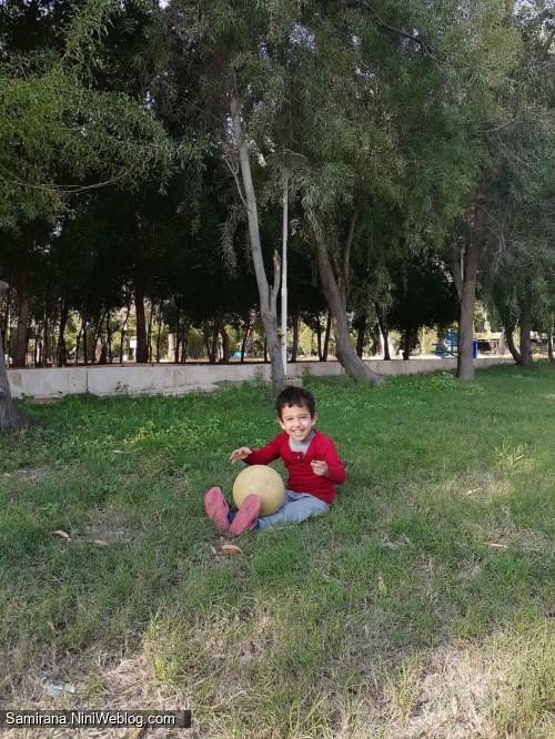 پارک ارم#دی ماه۹۸